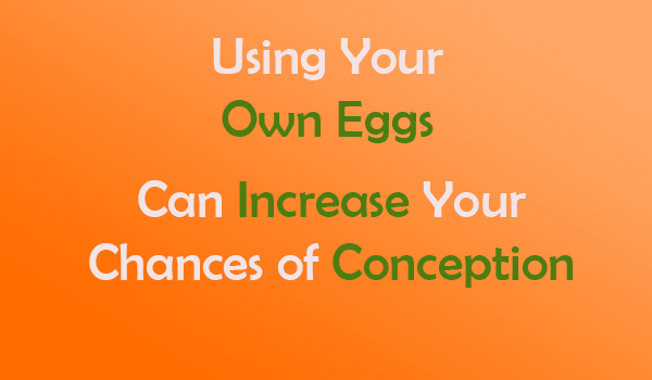 IVF Helps in Older Women Using Their Own Eggs