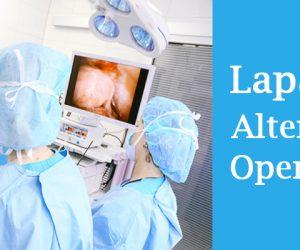 Laparoscopy: Alternate to Open Surgery for Diagnosing the cause of Infertility