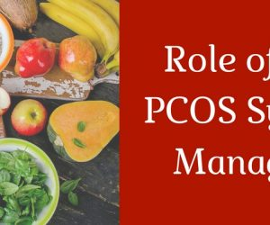 Role of Diet in PCOS Symptoms Management