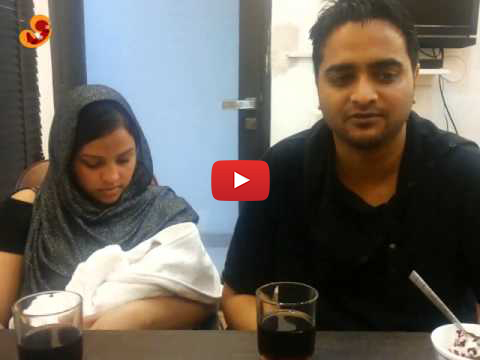 Mr. Raju Ahmed, Surrogacy, UK