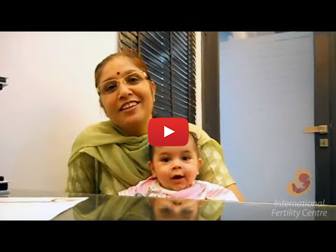 IVF Success Testimonial by Mrs. Veena & Mr. Hemchand, IVF, India