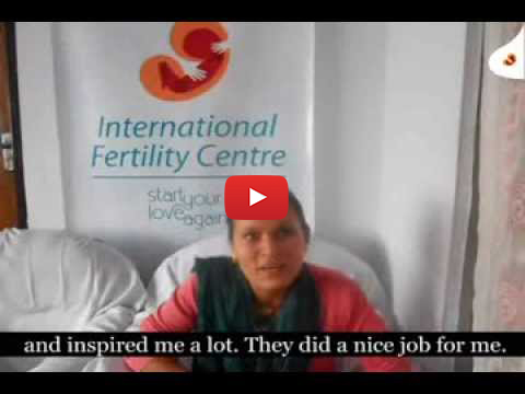 IVF Success Testimonial by Mrs. Chandralaxmi, IVF, Nepal